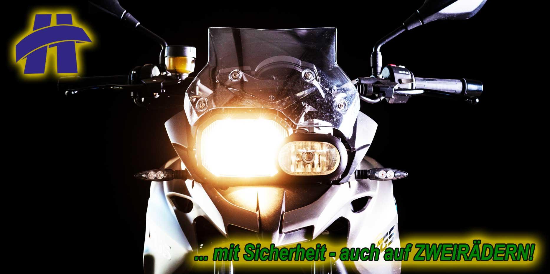 Motorrad Führerschein Klasse A